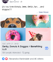 sponsored-facebook-post-for-the-derby-dog-event